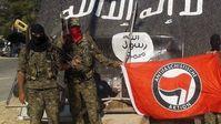 Ein Herz und eine Seele: Der IS und die Antifa