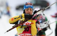 Biathlon: IBU World Cup Biathlon - Oslo (NOR) 01.02.2012 - 05.02.2012 Bild: DSV