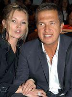 Mario Testino (mit Kate Moss), 2007