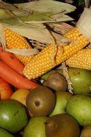 Obst und Gemüse: sieben Portionen gut für die Seele. Bild: pixelio.de, BettinaF
