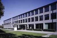 Zentrale der Hannover Leasing GmbH & Co. KG