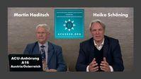 Prof. Dr. Martin Haditsch und Heiko Schöning (2020)