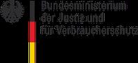 Bundesministerium der Justiz und für Verbraucherschutz Logo
