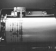 Seismograph Bild: de.wikipedia.org