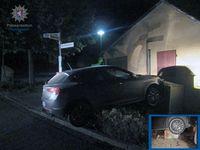 Verunfallter PKW Bild: Polizei