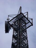 Sendemast: LTE-TV möglich, aber noch nicht rentabel. Bild: pixelio.de, REK