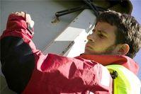 Facebook am Arm: praktisches Tool für Einsatzkräfte. Bild: Gry Karin Stimo