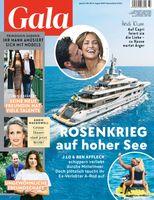 Cover GALA 32/2021 Bild: Gruner+Jahr, Gala Fotograf: Gruner+Jahr, Gala