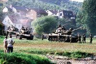 NATO Soldaten in Deutschland (Symbolbild)