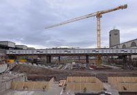 Stuttgart 21 Bauarbeiten (Januar2018)