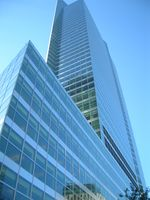 Goldman Sachs New World Headquarters in New York, Hauptsitz der Bank