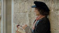 """Bereits als junger Künstler begann Leonardo da Vinci seine Skizzen und Entwürfe, aber auch Ideen und Gedanken in Notizbüchern festzuhalten. Bild: """"obs/ZDF/Gianluca Ceresoli"""""""
