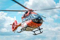 Bild: DRF Luftrettung Fotograf: Benedikt Spether