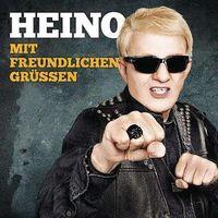 """Cover""""Mit freundlichen Grüßen"""" von Heino"""