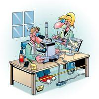 PCR Corona Testungen durchzuführen während fast niemand erkrankt ist, ist organisierter Betrug (Symbolbild)
