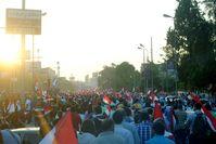 Protestzug in Ägypten am 28. Juni 2013