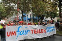 Bild: Bündnis Umfairteilen - Reichtum besteuern!
