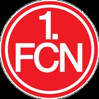 Logo 1. FC Nürnberg Verein für Leibesübungen e. V., allgemein bekannt als 1. FC Nürnberg