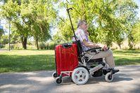 Auch Rollstuhlfahrer dürfen Reisen
