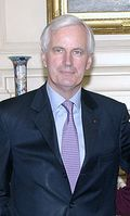 Michel Barnier Bild: State Department photo by Michael Gross