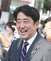Shinzō Abe im September 2012