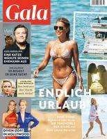 Cover GALA 27/2021 (EVT: 1. Juli 2021) / Bild: GALA, Gruner + Jahr Fotograf: Gruner+Jahr, Gala