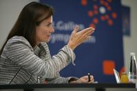 Ann-Kristin Achleitner im Mai 2010 am 40. St. Gallen Symposium