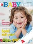 """Apothekenmagazin """"BABY und Familie"""" 12/2010"""