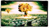 Nur geisteskranke würden Atombomben nutzen (Symbolbild)