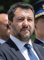 Matteo Salvini in 2019