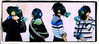Schutzmaske: Nur diese Version wäre wirklich effektiv gegen Mikroorganismen (Symbolbild)