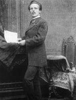 Karl May um 1875