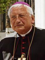 Dr. Walter Mixa, Bischof von Augsburg. Bild: Dr. Christoph Goldt