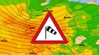 """Bild: """"obs/WetterOnline Meteorologische Dienstleistungen GmbH"""""""