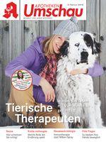 """Titelbild Apotheken Umschau AU B 2/2019. Bild: """"obs/Wort & Bild Verlag - Apotheken Umschau"""""""