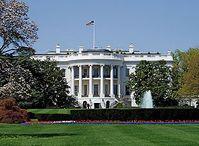 Weißes Haus Bild: UpstateNYer / de.wikipedia.org