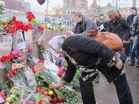 Boris Nemzow: Tatort am nächsten Tag