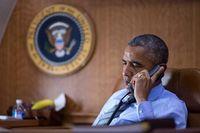 Präsident Obama diskutiert mit Präsident Poroschenko am 17. Juli die Situation nach dem Absturz von MH 17