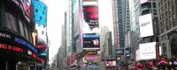 Times Square in New York. Bild: dts Nachrichtenagentur