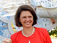 Bundeslandwirtschaftsministerin Ilse Aigner (CSU). Bild: Arnold Morascher / WWF