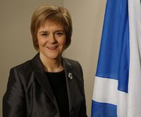 Nicola Sturgeon Bild: First Minister of Scotland, on Flickr CC BY-SA 2.0