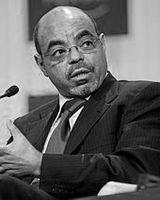 Meles Zenawi (Januar 2012)