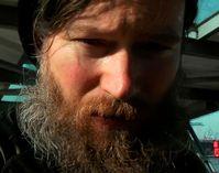 Obdachloser Max Bryan Bild: Facebook / Max Bryan
