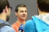 Timo Boll wird wegen einer Lebensmittelvergiftung auch im Einzelwettbewerb der Europaspiele nicht starten. Bild: DTTB