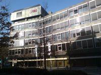 Gebäude der Schröder, Münchmeyer, Hengst & Co. als Filiale der UBS in Offenbach