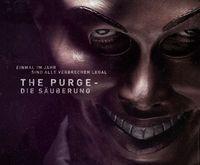 """Kinoplakat von """"The Purge – Die Säuberung"""""""