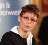 Agnès Callamard (2011), Archivbild