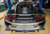 Porsche 918 Spyder Bild: SpottingMex, on Flickr CC BY-SA 2.0