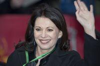 Iris Berben bei der Berlinale 2011