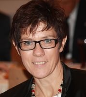 Annegret Kramp-Karrenbauer (2012)